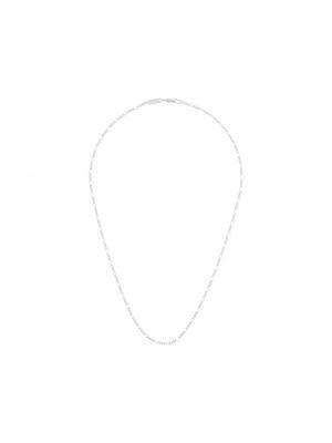 Серебряная цепочка металлическая Northskull
