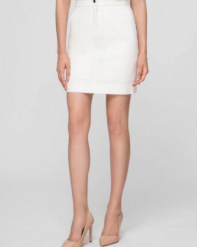 Плиссированная юбка мини с рукавом 3/4 Minimally
