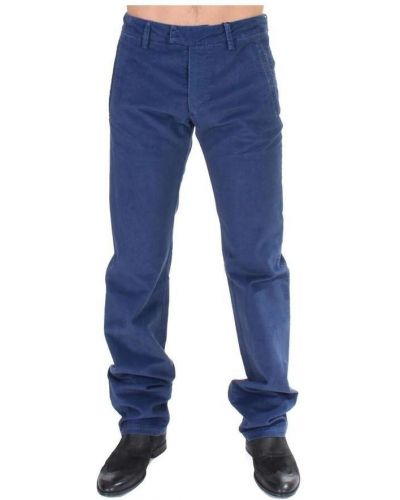 Niebieskie spodnie Gf Ferre