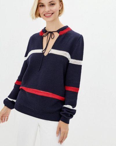 Синий пуловер Nataclub