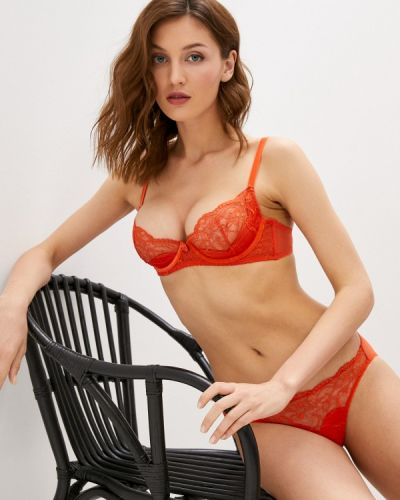 Оранжевый бюстгальтер Dita Von Teese