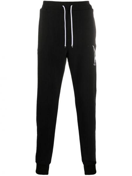 Czarne spodnie bawełniane Mjb Marc Jacques Burton
