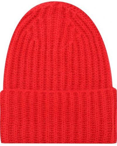 Вязаная шапка из мохера Tak.ori