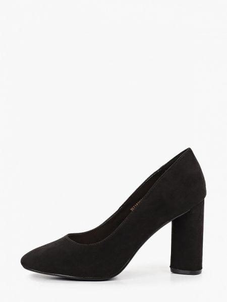 Черные туфли закрытые T.taccardi