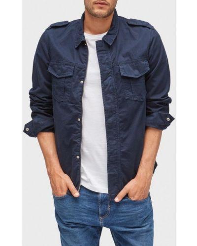 Джинсовая куртка осенняя легкая Tom Tailor Denim