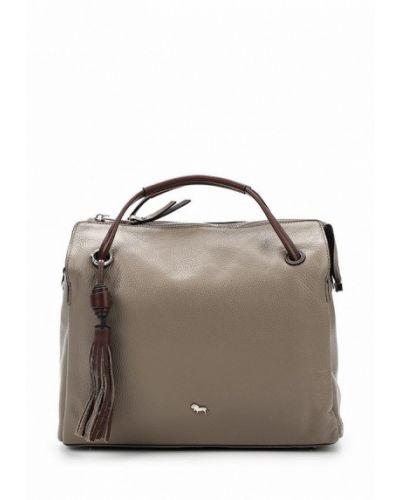 Бежевая сумка Labbra