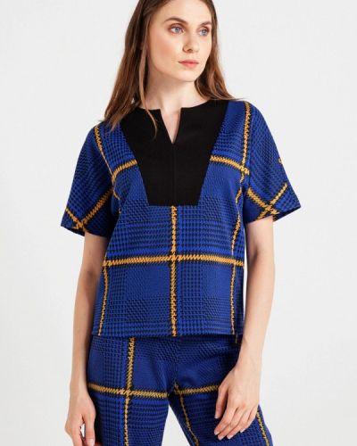 Блузка с коротким рукавом осенняя Bgn