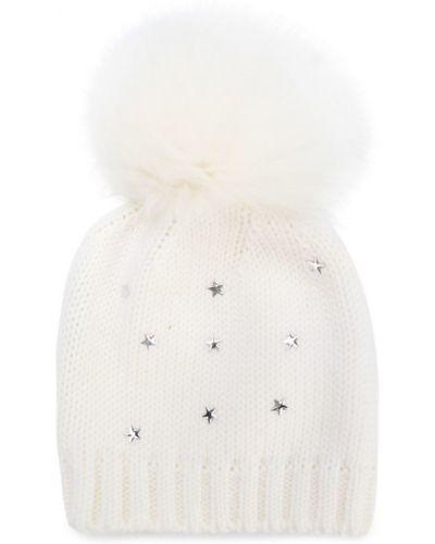 Шляпа белая бежевый Catya Kids