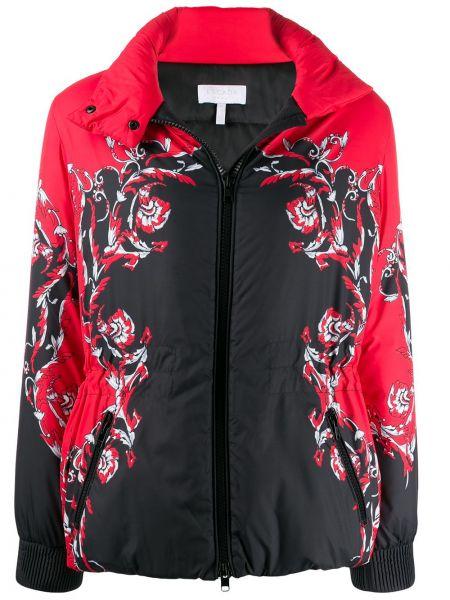 Спортивная куртка на молнии укороченная Escada Sport