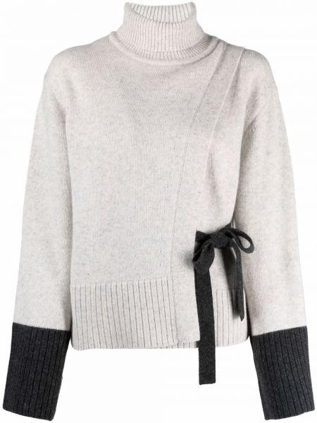 Кашемировый свитер - серый Eudon Choi