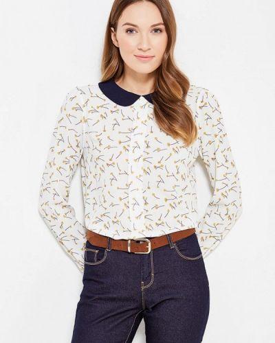Блузка с длинным рукавом белая La Petite Etoile