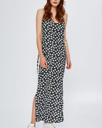 Платье макси с V-образным вырезом на бретелях Noisy May