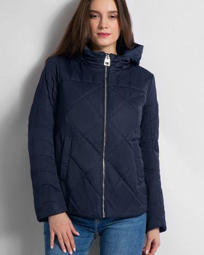 Утепленная куртка демисезонная свободная весенняя Finn Flare