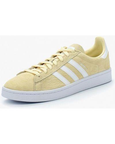 Бежевые кеды Adidas Originals