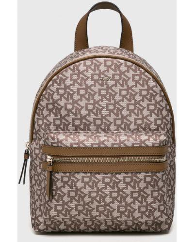 Коричневый рюкзак Dkny