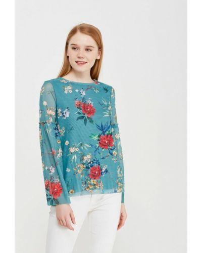 Зеленая блузка Zarina