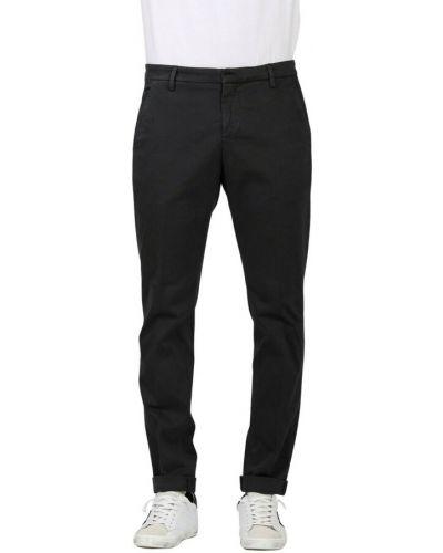 Szare spodnie Dondup