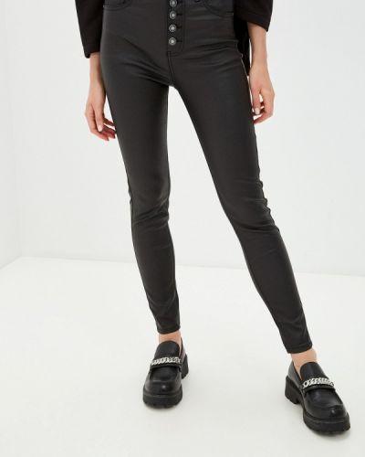 Повседневные черные брюки Miss Bon Bon