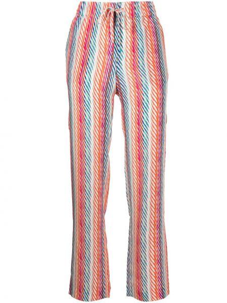 Укороченные брюки Saloni