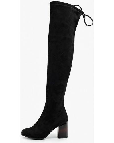 Ботфорты - черные Diora.rim