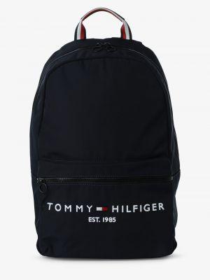 Plecak na laptopa - niebieski Tommy Hilfiger