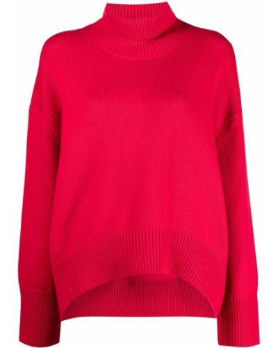 Кашемировый свитер - красный 12 Storeez