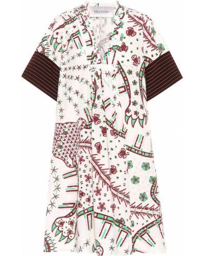 Платье восточное трапеция Valentino
