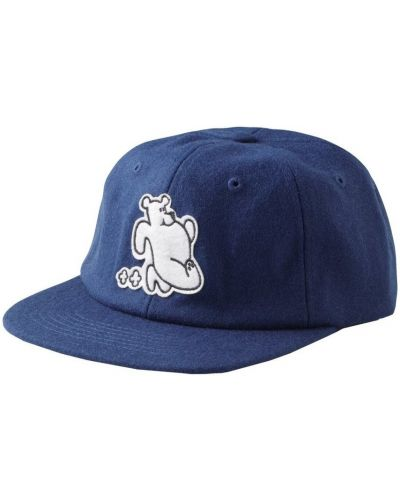 Niebieska czapka Karhu