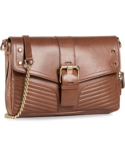 Brązowy torba na torbę Twinset