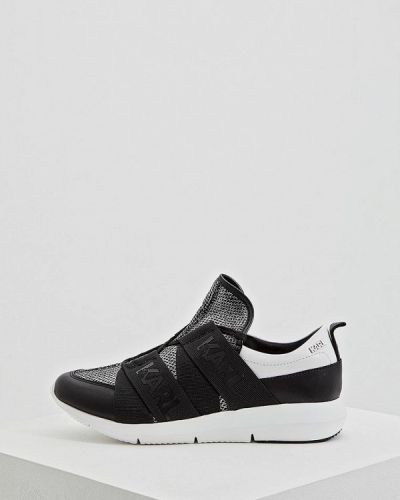 Кроссовки 2019 черный Karl Lagerfeld