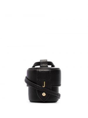 Кожаная сумка маленькая сумка-пакет Jacquemus