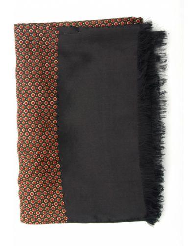 Черный шарф Gian Marco Venturi