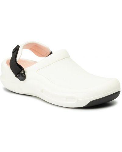 Białe crocsy Crocs