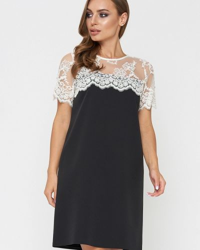 Коктейльное платье весеннее Sellin