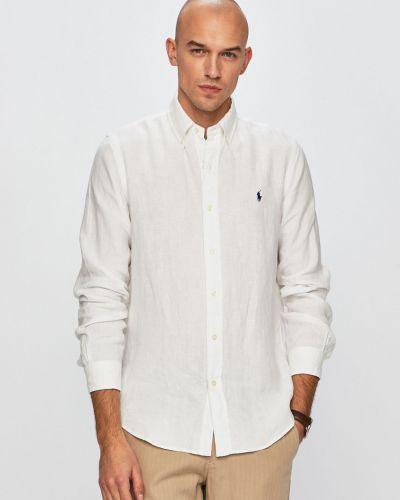 Рубашка с длинным рукавом свободного кроя на пуговицах Polo Ralph Lauren