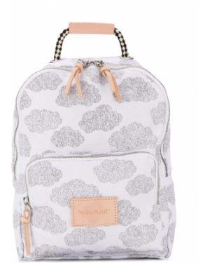 Рюкзак белый Moumout