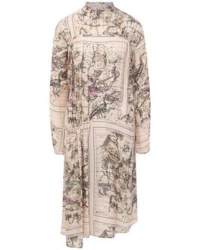 Платье из вискозы By Malene Birger