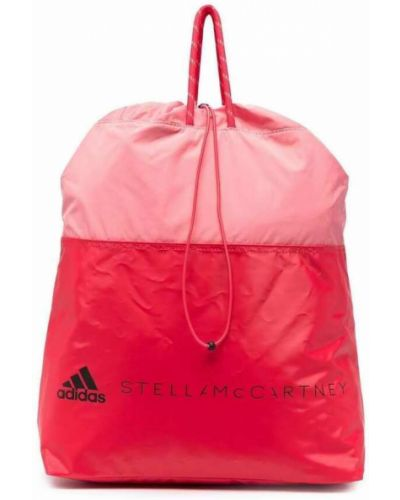 Różowa torebka Adidas By Stella Mccartney