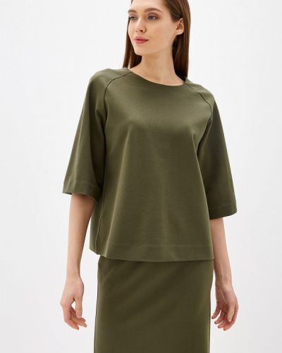 Блузка с длинным рукавом зеленый Imago