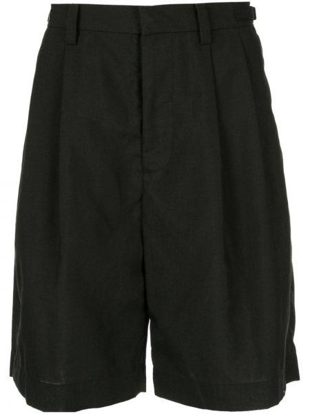 Черные шорты с карманами Minotaur