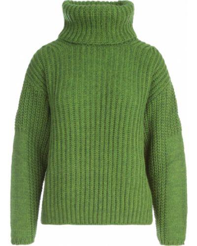Zielony sweter Essentiel Antwerp