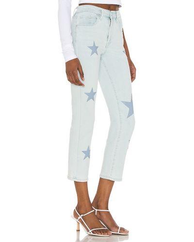 Niebieskie jeansy miejskie Blanknyc