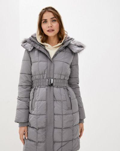 Утепленная серая куртка Wallis