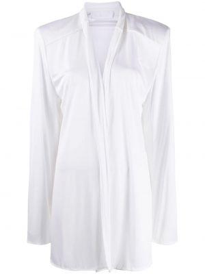 Пиджак длинный - белый No Ka' Oi