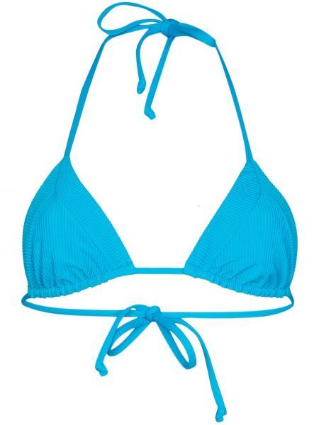 Синий топ Frankie's Bikinis