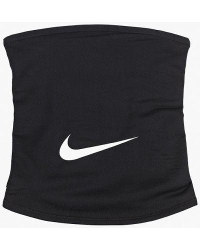 Черный шарф Nike