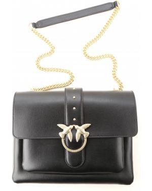 Złoty garnitur - czarny Pinko