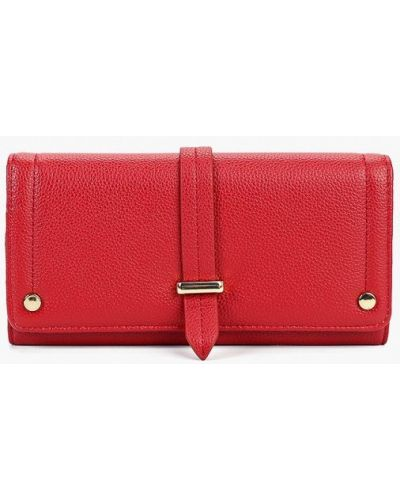 Красный кошелек Dorothy Perkins