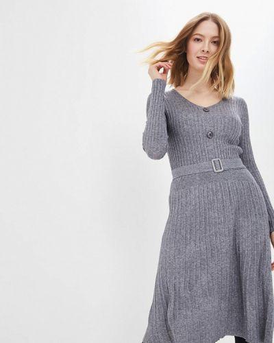 Платье - серое Shelter