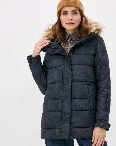 Черная куртка горнолыжная Termit